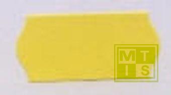 Etiket TK6 (permanent) 26x12 Geel (per 54.000st.)