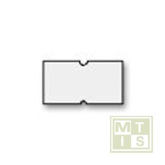 Etiket Model:2112 21x12 Wit