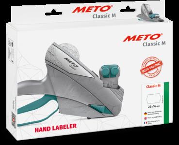 Prijstang Meto Classic M 1626 26x16mm doos