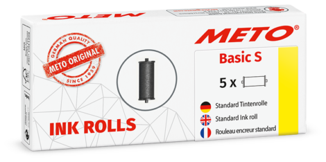 Inktrol Meto Basic S (5st.) tbv 22x12