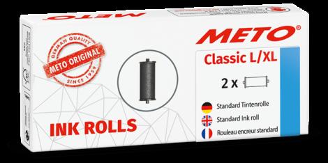 Prijstang Meto Classic L 1932 32x19mm inktrol